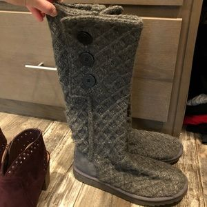 Women's Knitted Uggs